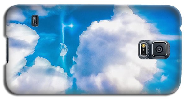 Not Just Another Cloudy Day Galaxy S5 Case