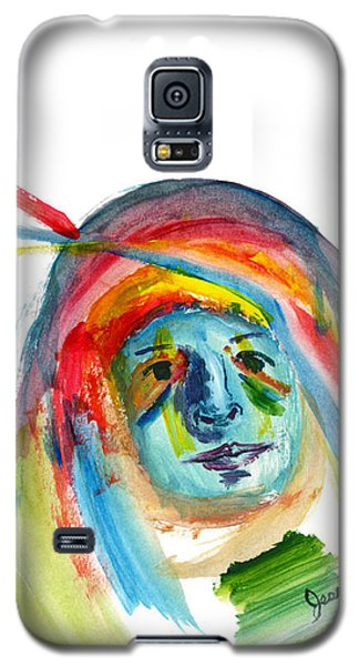 Not Saying A Word Galaxy S5 Case