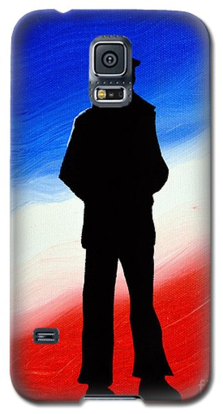 Not Self But Country Galaxy S5 Case