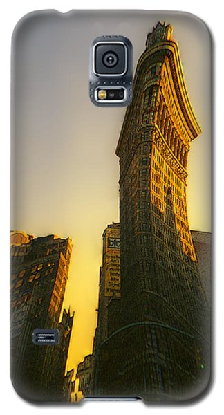 Galaxy S5 Case featuring the photograph Not So Flat by David Klaboe