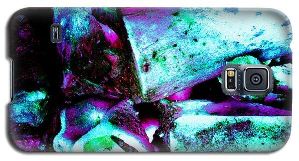 Not Vegan K Galaxy S5 Case by Laurie Tsemak