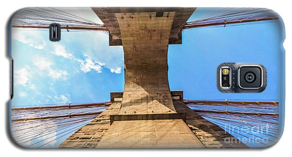 Nothin But Blue Skies Brooklyn Galaxy S5 Case