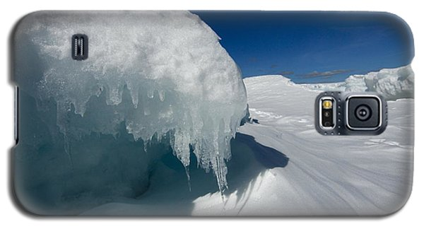 Nothing But Ice Galaxy S5 Case by Sandra Updyke