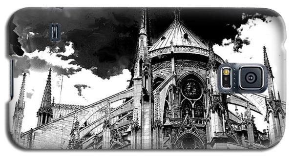 Notre Dam Revealed By Denise Dube Galaxy S5 Case