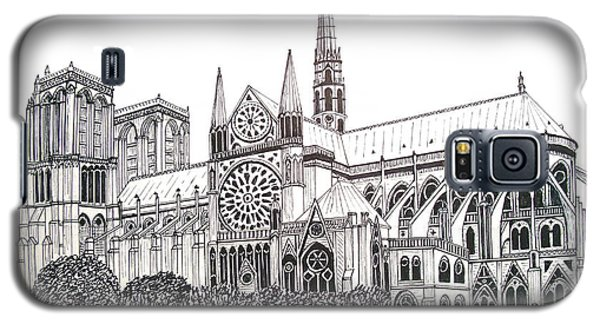 Notre Dame Cathedral - Paris Galaxy S5 Case