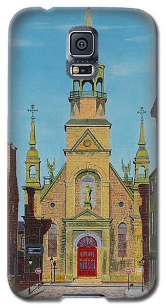 Notre Dame De Bonsecours Galaxy S5 Case