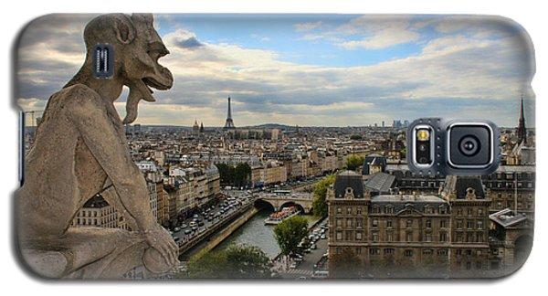Notre Dame Gargoyle Galaxy S5 Case