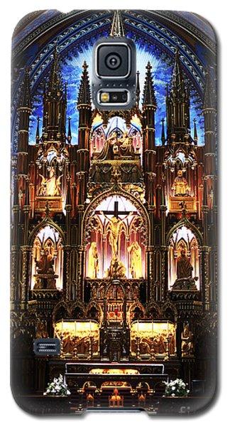 Notre Dame Interior Galaxy S5 Case