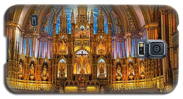 Notre Dame Galaxy S5 Case