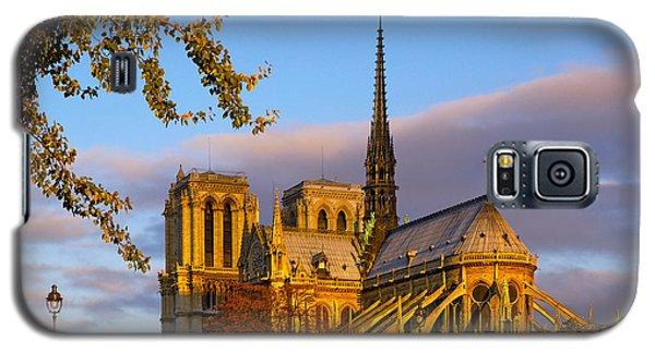 Notre Dame Sunrise Galaxy S5 Case
