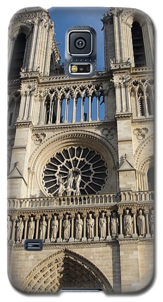 Galaxy S5 Case featuring the photograph Notre Dame by Tiffany Erdman