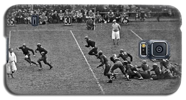 Notre Dame Versus Army Game Galaxy S5 Case by Underwood Archives
