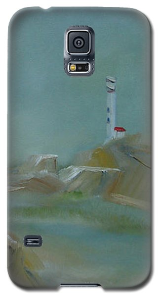 Nova Scotia Fog Galaxy S5 Case by Judith Rhue