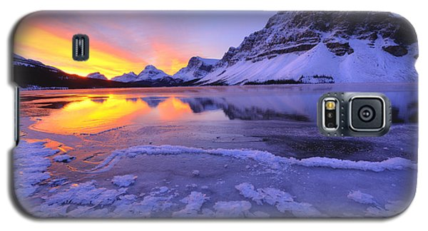 November Freeze Galaxy S5 Case