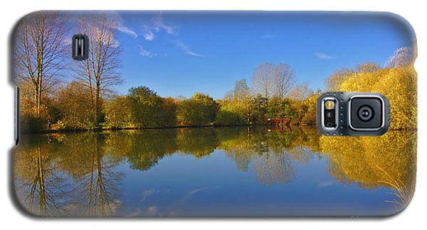 November Lake 1 Galaxy S5 Case