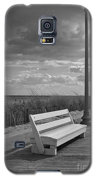 November On The Boardwalk Galaxy S5 Case