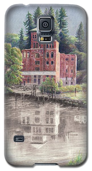Now And Then - Old Olympia Brewery Galaxy S5 Case