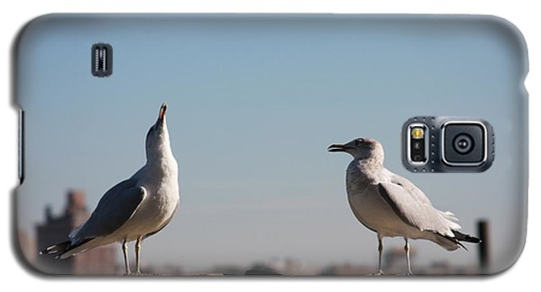 Galaxy S5 Case featuring the photograph Now Listen To Me by Vadim Levin