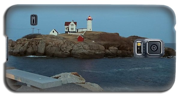 Nubble Light Lit Galaxy S5 Case