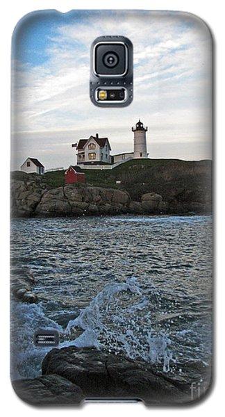 Nubble Light Portrait Galaxy S5 Case