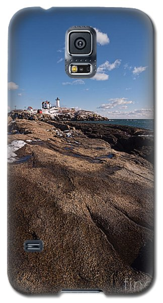 Nubble Light Portrait Galaxy S5 Case