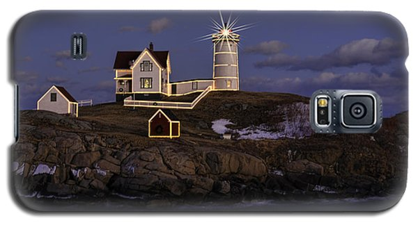 Nubble Lighthouse Ll Galaxy S5 Case