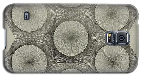 Nuclear Fusion Galaxy S5 Case by Jason Padgett