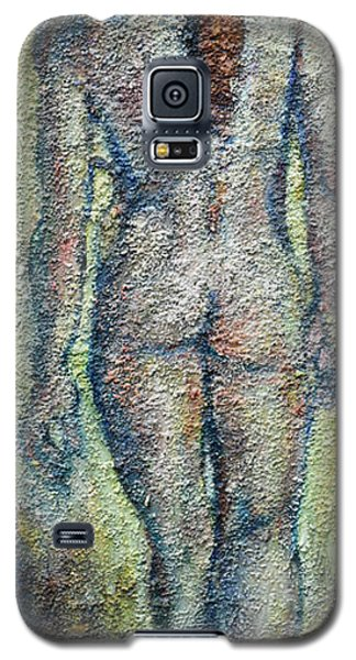 Nude Brunet Galaxy S5 Case