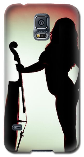 Nude Cello Galaxy S5 Case