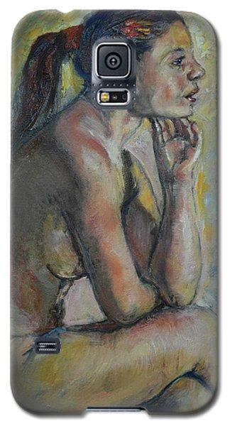 Nude Eva 2 Galaxy S5 Case