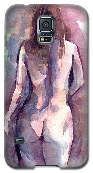 Nude Galaxy S5 Case by Faruk Koksal