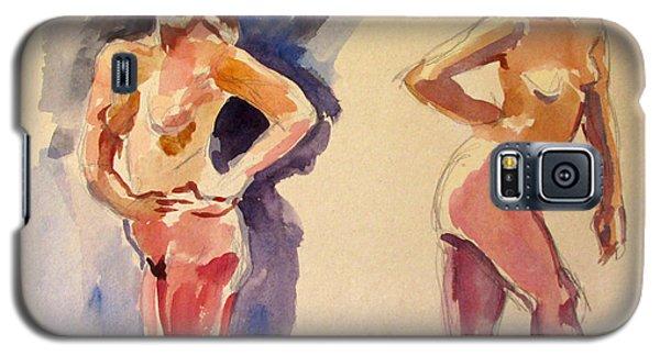 Nude Study Galaxy S5 Case