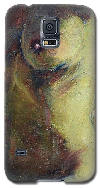Nude Female Torso Galaxy S5 Case