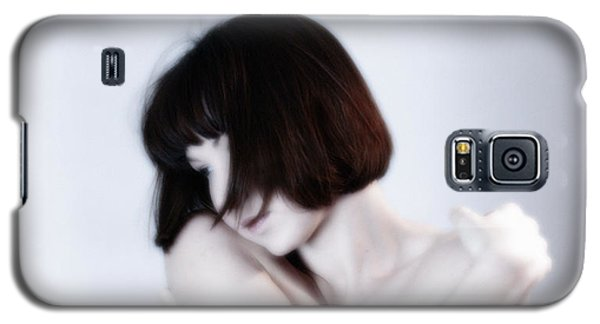 Nude White  Galaxy S5 Case by Jacob Smith