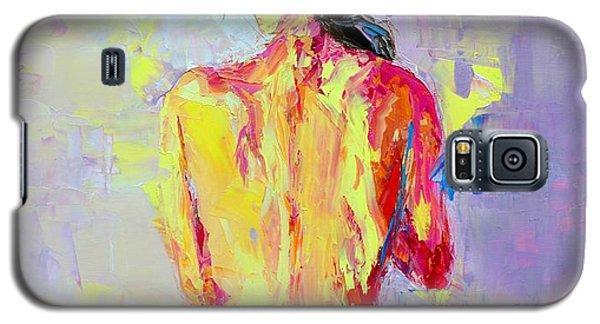 Nude Woman Figure No. 2 Galaxy S5 Case