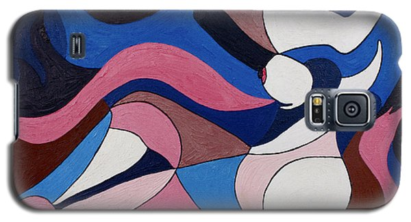 Nude1 Galaxy S5 Case