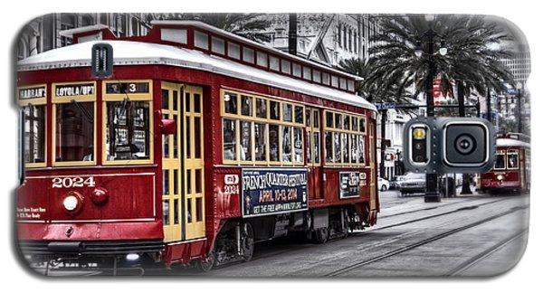 Number 2024 Trolley Galaxy S5 Case by Tammy Wetzel