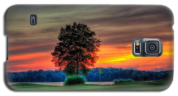 Number 4 The Landing Reynolds Plantation Art Galaxy S5 Case