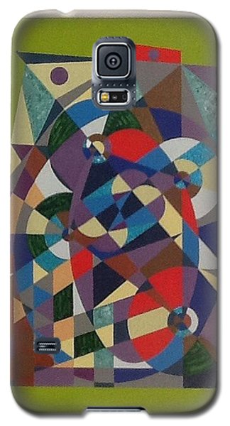 Numbers Zero Galaxy S5 Case by Hang Ho