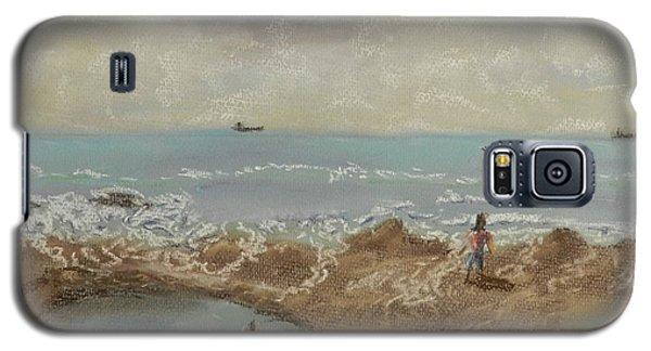 Nuns Pool Below Flagstaff Hill Galaxy S5 Case