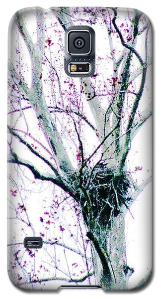 Galaxy S5 Case featuring the digital art Nursery by Lizi Beard-Ward