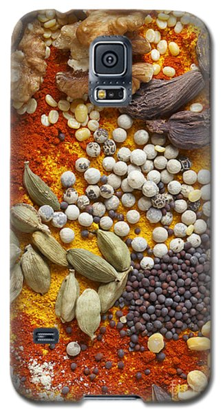 Nuts Pulses And Spices Galaxy S5 Case