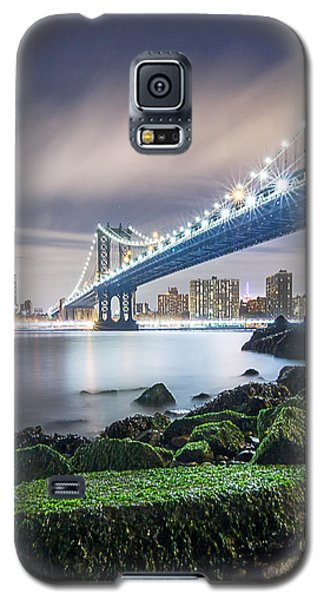 Galaxy S5 Case featuring the photograph Ny Ny by Anthony Fields