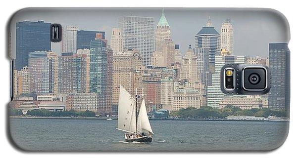 Ny City Skyline Galaxy S5 Case