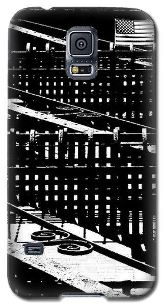 Nyc Fire Escape Galaxy S5 Case