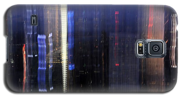 Nyc Jazzed I Galaxy S5 Case by Jessie Parker