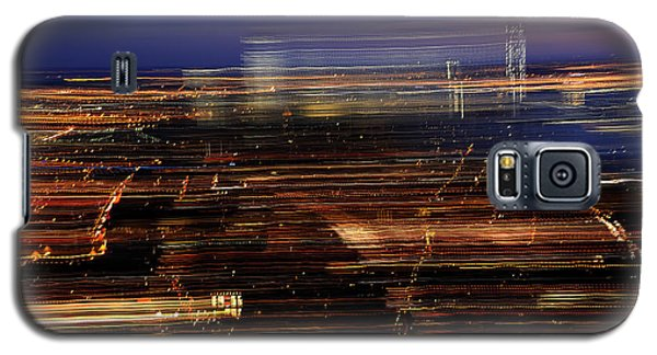Nyc Jazzed II Galaxy S5 Case by Jessie Parker