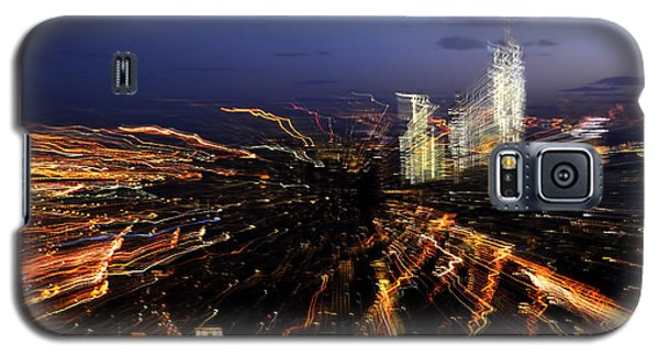 Nyc Jazzed Iv Galaxy S5 Case by Jessie Parker