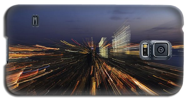 Galaxy S5 Case featuring the photograph Nyc Jazzed V by Jessie Parker