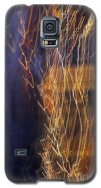 Nyc Jazzed Viii Galaxy S5 Case by Jessie Parker